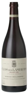 Вино красное сухое «Clos des Lambrays Grand Cru» 2007 г.