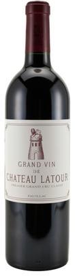Вино красное сухое «Chateau Latour Premier Grand Cru Classe Pauillac» 1986 г.