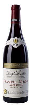 Вино красное сухое «Chambolle-Musigny Premier Cru Les Amoureuses» 1998 г.