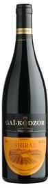 Вино красное сухое «Gai-Kodzor Shiraz» 2015 г.