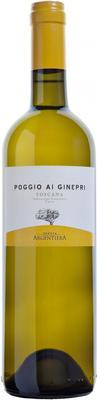 Вино белое сухое «Poggio ai Ginepri Bianco» 2014 г.