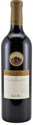Вино красное сухое «Malleolus de Valderramiro» 2011 г.