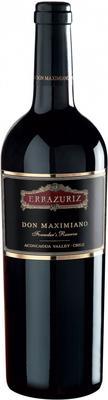 Вино красное сухое «Don Maximiano Founder's Reserve» 2010 г.