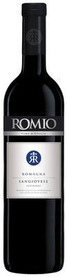 Вино красное полусухое «Romio Sangiovese di Romania Superiore» 2014 г.