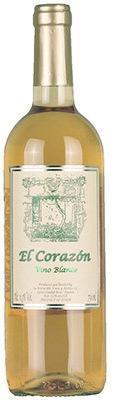 Вино белое сухое «El Corazon, 0.7 л»