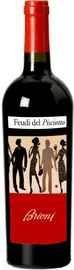 Вино красное сухое  «Frappato Brioni» 2012 г.