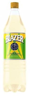 Сидр фруктовый газированный сладкий «BLAZER со вкусом лимона»
