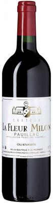 Вино красное сухое «Chateau La Fleur Milon» 2007 г.