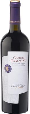 Вино красное сухое «Красностоп Тамани»