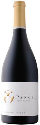 Вино красное сухое «Pangea» 2012 г.
