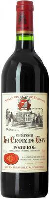 Вино красное сухое «Chateau La Croix de Gay» 2012 г.