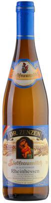 Вино белое полусладкое «Dr. Zenzen  Liebfraumilch Rheinhessen, 0.75 л»