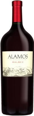 Вино красное сухое «Alamos Malbec» 2015 г.