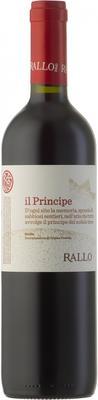 Вино красное полусухое «Rallo Il Principe Sicilia» 2013 г.