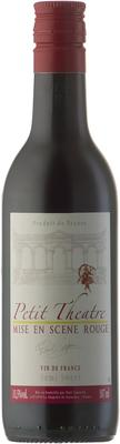 Вино красное полусладкое «Paul Sapin Petit Theatre Mise en Scene, 0.2 л»