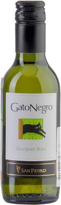 Вино белое сухое «Gato Negro Sauvignon Blanc» 2015 г.