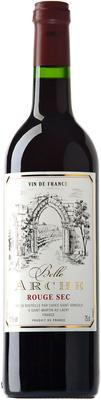 Вино красное сухое «Belle Arche»