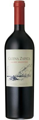 Вино красное сухое «Catena Zapata Malbec Argentino» 2011 г.