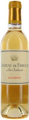 Вино белое сладкое «Chateau de Fargues» 1994 г.