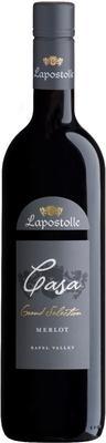 Вино красное сухое «Casa Merlot» 2011 г.