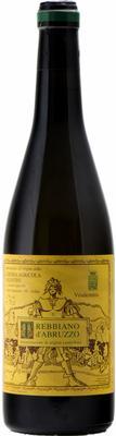 Вино белое сухое «Valentini Trebbiano d'Abruzzo» 2012 г.
