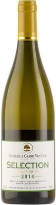 Вино белое сухое «Chateau le Grand Vostock Selection Pinot-Aligote» 2014 г.