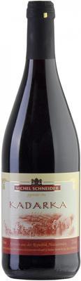 Вино красное полусладкое «Michel Schneider Kadarka»