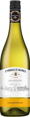 Вино белое сухое «Tyrrell's Wines Old Winery Chardonnay» 2012 г.