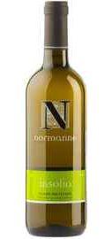 Вино белое сухое «Normanno Inzolia Terre Siciliane » 2014 г.