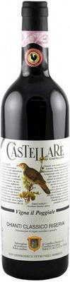 Вино красное сухое «Chianti Classico Riserva Il Poggiale» 2012 г.
