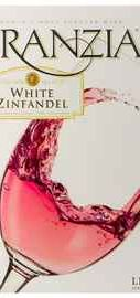Вино розовое полусладкое «Franzia White Zinfandel»