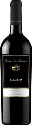 Вино красное сухое «Valpolicella Superiore La Bandina» 2010 г.