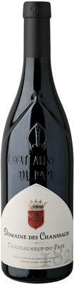 Вино красное сухое «Domaine des Chanssaud Chateauneuf-du-Pape, 0.375 л» 2012 г.