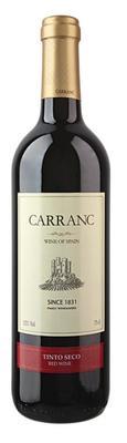 Вино красное сухое «Carranc»