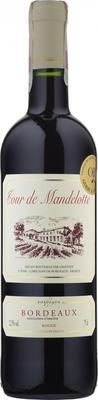 Вино красное сухое «Tour de Mandellotte Rouge» 2015 г.