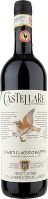 Вино красное сухое «Castellare di Castellina Chianti Classico» 2014 г.
