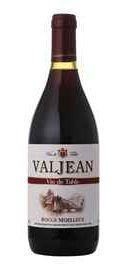 Вино красное полусладкое «Valjean Rouge Moelleux»