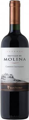 Вино красное сухое «Castillo de Molina Cabernet Sauvignon Reserva» 2011 г.