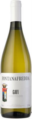 Вино белое сухое «Fontanafredda Gavi» 2014 г.