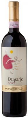 Вино красное сухое «Danzante Chianti» 2012 г.