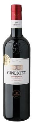 Вино красное сухое «Ginestet Rouge, 0.75 л» 2011 г.