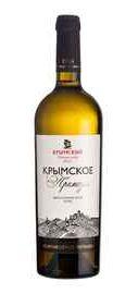 Вино столовое белое сухое «Крымское Премиум»