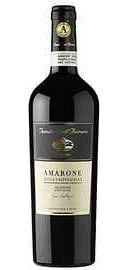 Вино красное сухое «Amarone della Valpolicella Selezione A. Castagnedi » 2012 г.