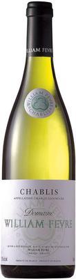 Вино белое сухое «Domaine William Fevre Chablis, 0.375 л» 2014 г.