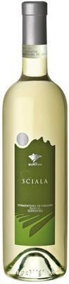 Вино белое сухое «Surrau Sciala Superiore Vermentino di Gallura» 2012 г.