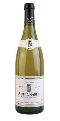 Вино белое сухое «Olivier Tricon Petit Chablis» 2014 г.