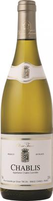 Вино белое сухое «Olivier Tricon Chablis»
