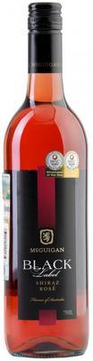 Вино розовое полусухое «McGuigan Black Label Shiraz Rose» 2011 г.