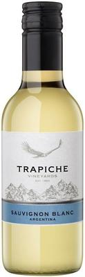 Вино белое полусухое «Trapiche Vineyards Sauvignon Blanc Mendoza, 0.2 л» 2015 г.