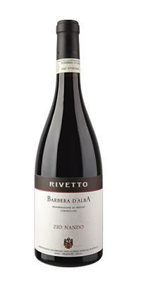 Вино красное сухое «Rivetto Zio Nando» 2011 г.